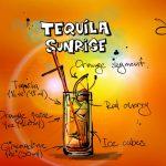 ABCs Of Tequila Sunrise Recipe